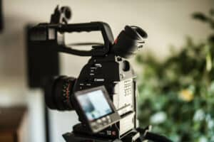 Canon C100 MKII DSLR Video Camera